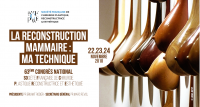 "SOFCPRE - 63è congrès national ""Reconstruction mammaire : ma technique"" 