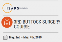 IPSAC - 3rd Course on Gluteal Surgery | Paris (02.05.19 - 04.05.19)