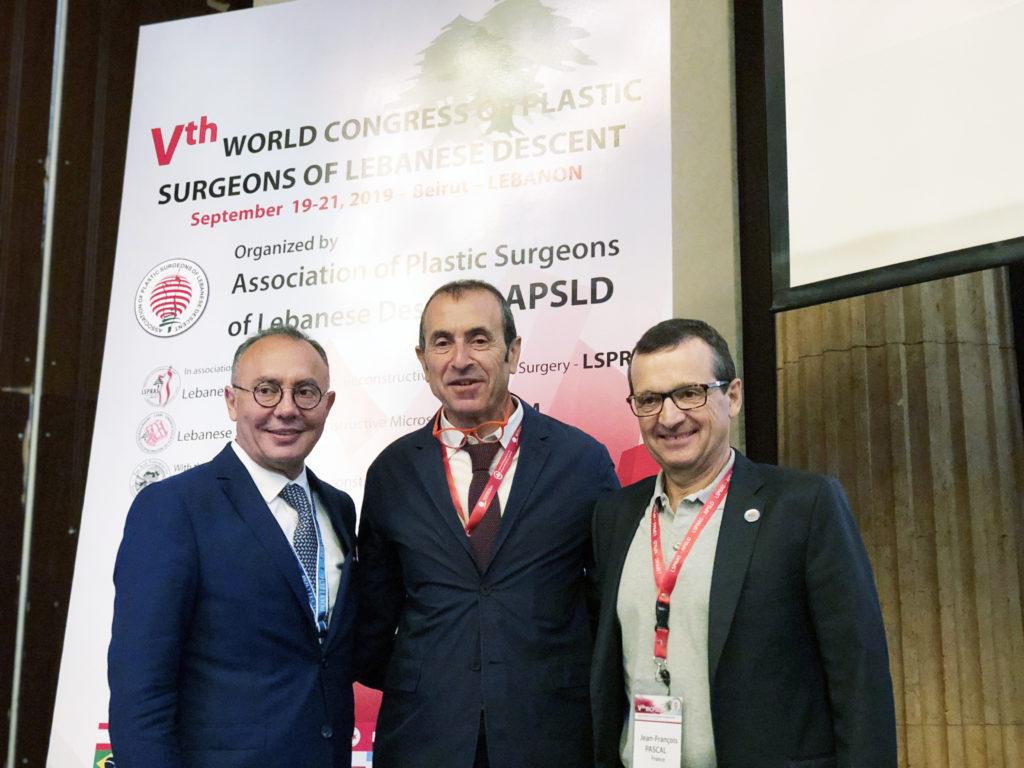 Congrès de chirurgie plastique au Liban 2019 - Ma Clinic à Bruxelles